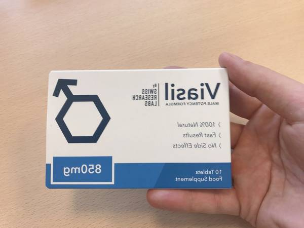 viasil avis medical